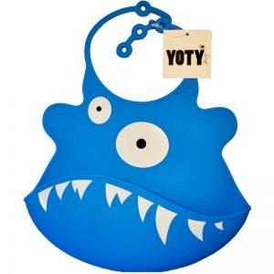 Haklapp Monster Blå - 41% rabatt