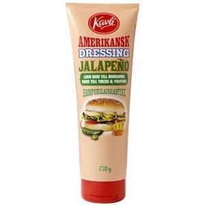 Hamburgerdressing Jalapeno 230g - 47% rabatt