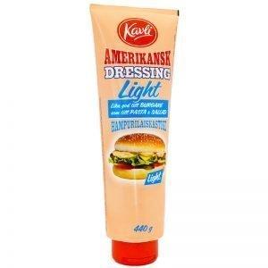 Hamburgerdressing Light - 61% rabatt