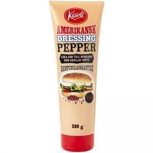 Hamburgerdressing Peppar 230g - 50% rabatt