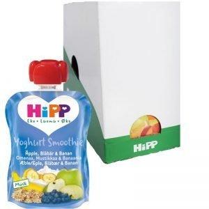 Hel Låda Barnmat Smoothie 3 Frukter 6 x 90g - 52% rabatt