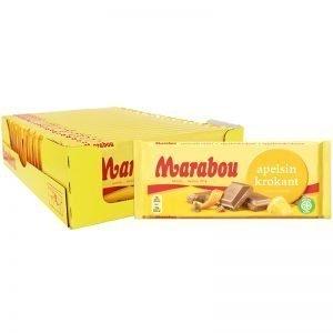 Hel Låda Chokladkakor Apelsinkrokant - 26% rabatt