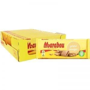 Hel Låda Chokladkakor Gräddnougat - 26% rabatt