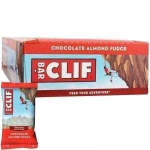 """Hel Låda Energibars """"Chocolate Almond Fudge"""" 12 x 68g - 38% rabatt"""