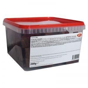 Hel Låda Fudge Choklad 2kg - 37% rabatt