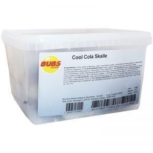 "Hel Låda Godis ""Cool Cola Skalle"" 1,5kg - 20% rabatt"