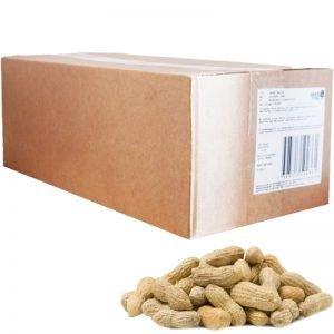 Hel Låda Jordnötter Oskalade 2,5kg - 75% rabatt