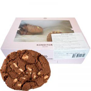 "Hel Låda Kakor ""White Chunk Cookie"" 16 x 55g - 31% rabatt"