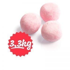 """Hel Låda Karameller """"Strawberry"""" 3250g - 67% rabatt"""