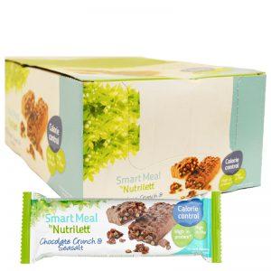 "Hel Låda Mealbars ""Chocolate Crunch & Seasalt"" 20 x 60g - 47% rabatt"