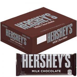 Hel Låda Mjölkchokladkakor 36 x 43g - 87% rabatt