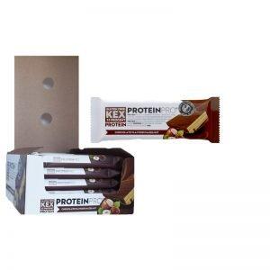 """Hel Låda Proteinkex """"Chocolate & Hazelnut"""" 20 x 40 g - 57% rabatt"""