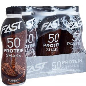 Hel Låda Proteinshake Choklad 12 x 500ml - 76% rabatt