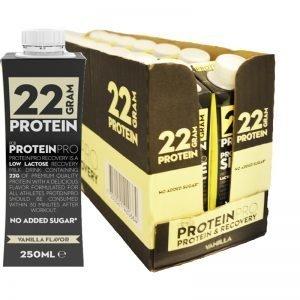 "Hel Låda Proteinshake ""Vanilla"" 14 x 250ml - 56% rabatt"