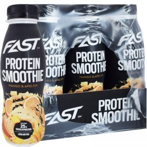 Hel Låda Proteinsmoothie Mango & Apelsin 12 x 330ml - 86% rabatt