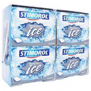 """Hel Låda Tuggummi """"Strong Mint"""" - 50% rabatt"""