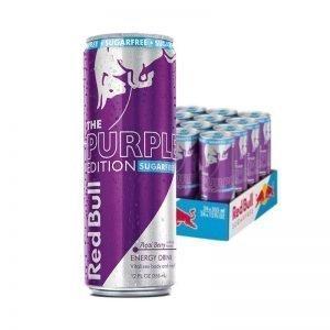 "Hel Platta Energidryck ""Purple Acai"" 12 x 250ml - 38% rabatt"