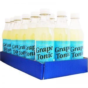 Hel Platta Grape Tonic 18 x 33cl - 38% rabatt