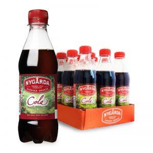 Hel Platta Läsk Cola 18 x 33cl - 38% rabatt