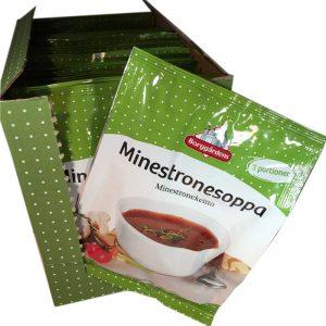 Hel låda- Minestronesoppa 15-pack - 66% rabatt