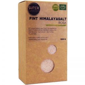 Himalayasalt Rosa Finmalet 500g - 50% rabatt