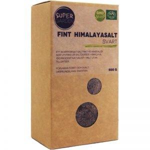 Himalayasalt Svart 500g - 50% rabatt