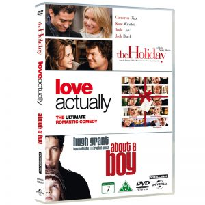 Holiday & Love Actually & About a Boy - 61% rabatt