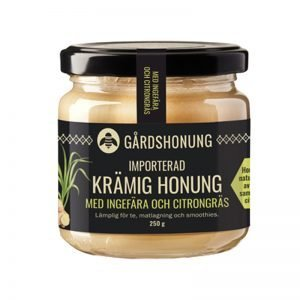 """Honung """"Ingefära & Citrongräs"""" - 37% rabatt"""