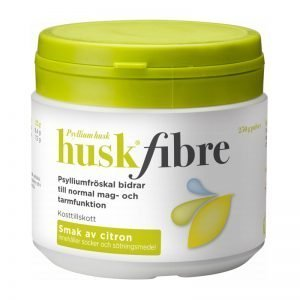 """Huskfibre """"Citron"""" 250g - 50% rabatt"""