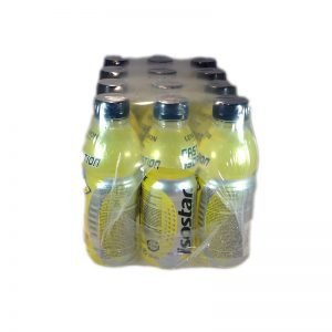 Isostar Fast Hydration lemon 12-pack - 92% rabatt