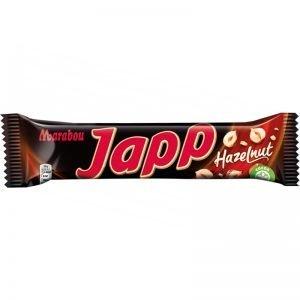 """Japp """"Hazelnut"""" 60g - 44% rabatt"""