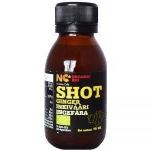 """Juice """"Shot"""" Ingefära 75ml - 37% rabatt"""