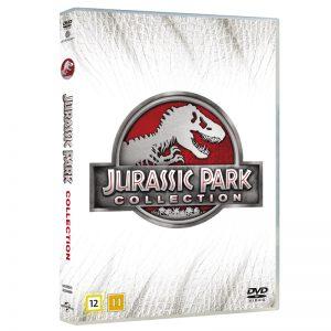 Jurassic Park 1-4 - 20% rabatt