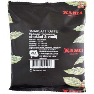 Kaffe Mörkrostat Choklad & Vanilj 100g - 66% rabatt