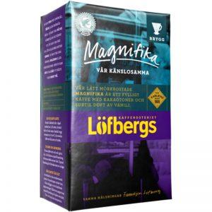 """Kaffe """"Magnifika Brygg"""" 450g - 32% rabatt"""