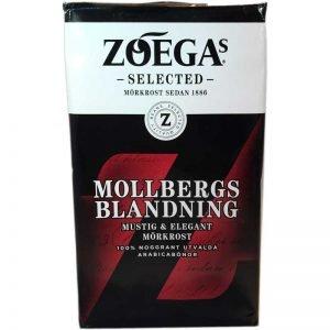 Kaffe Mollbergs Blandning Brygg - 26% rabatt