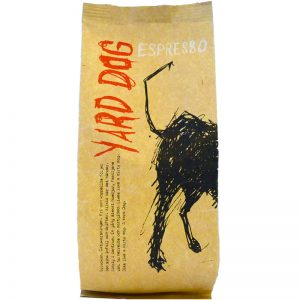 "Kaffebönor ""Yard Dog"" - 54% rabatt"