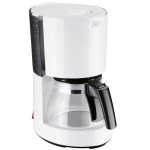 """Kaffebryggare """"Enjoy White"""" - 25% rabatt"""
