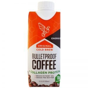 "Kaffedryck ""Original Collagen Protein"" 330ml - 62% rabatt"