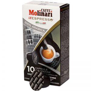 "Kaffekapslar ""100% Arabica"" 10-pack - 37% rabatt"