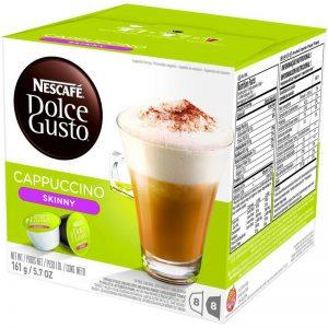 """Kaffekapslar """"Cappuccino Light"""" 16-pack - 44% rabatt"""