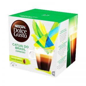 """Kaffekapslar """"Catuai Espresso"""" 16st - 46% rabatt"""