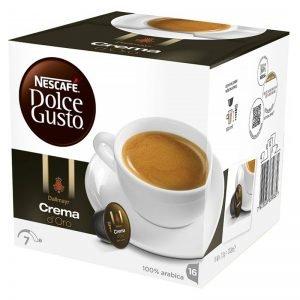 "Kaffekapslar ""Crema d'Oro"" 16st - 50% rabatt"