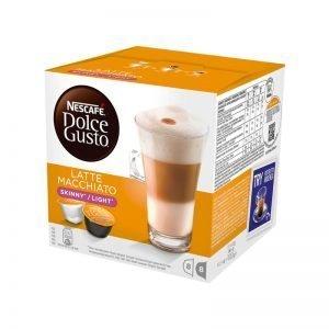 "Kaffekapslar ""Latte Macchiato"" 16st - 46% rabatt"