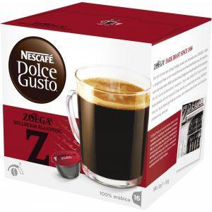 """Kaffekapslar """"Mollbergs Blandning"""" 16 x 10g - 45% rabatt"""