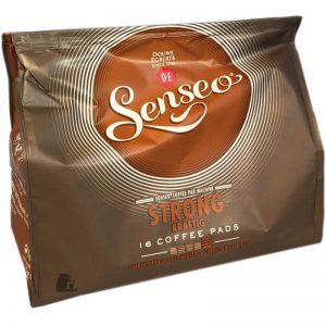 Kaffepads Senseo strong - 80% rabatt