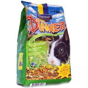 Kanin Dinner 4kg - 75% rabatt