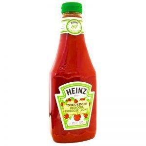 Ketchup 500ml - 80% rabatt