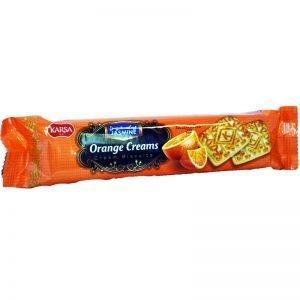 Kex Apelsinfyllning 72g - 44% rabatt