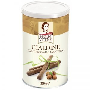 "Kex ""Cialdine Hazelnut"" 200g - 50% rabatt"